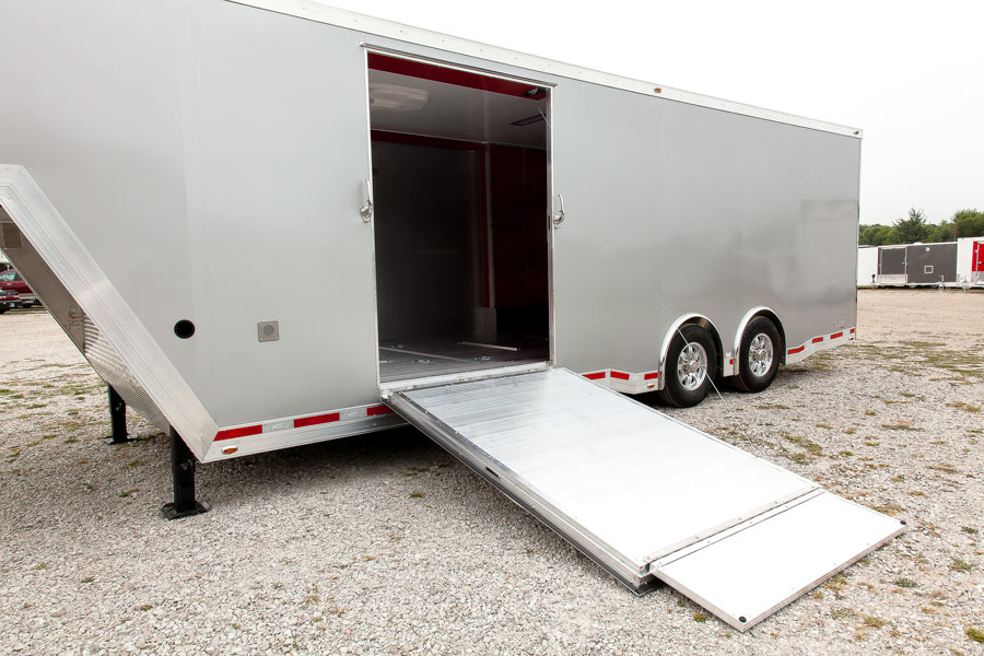 "58"" SIDE RAMP - STANDARD - 2000# RATED"