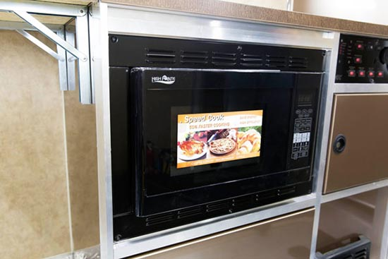 MICROWAVE - CONVECTION OVEN